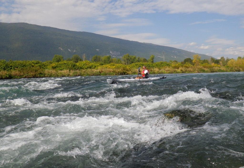 rapides kayak sep entrainement