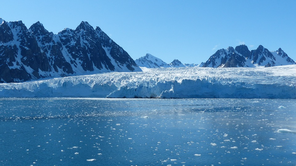 glaciers spitzberg sclerose en plaques