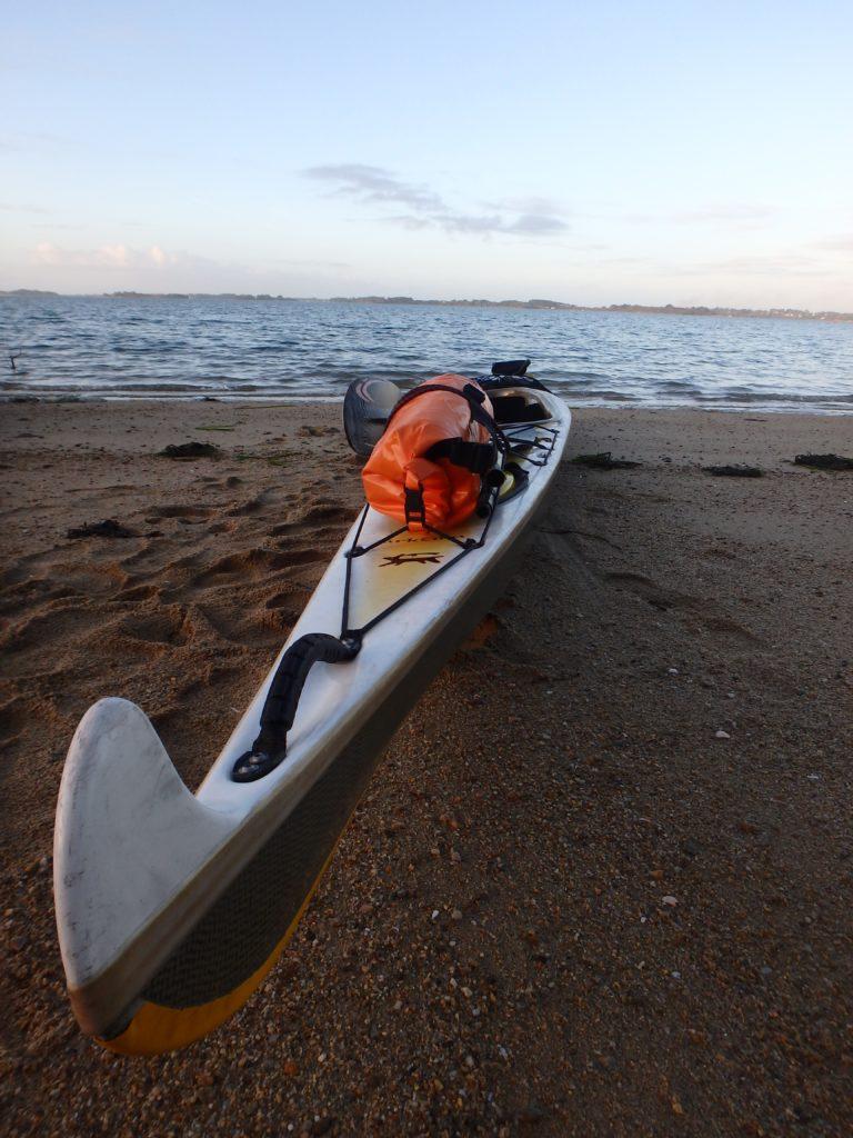 kayak entrainement bretagne autonomie sep
