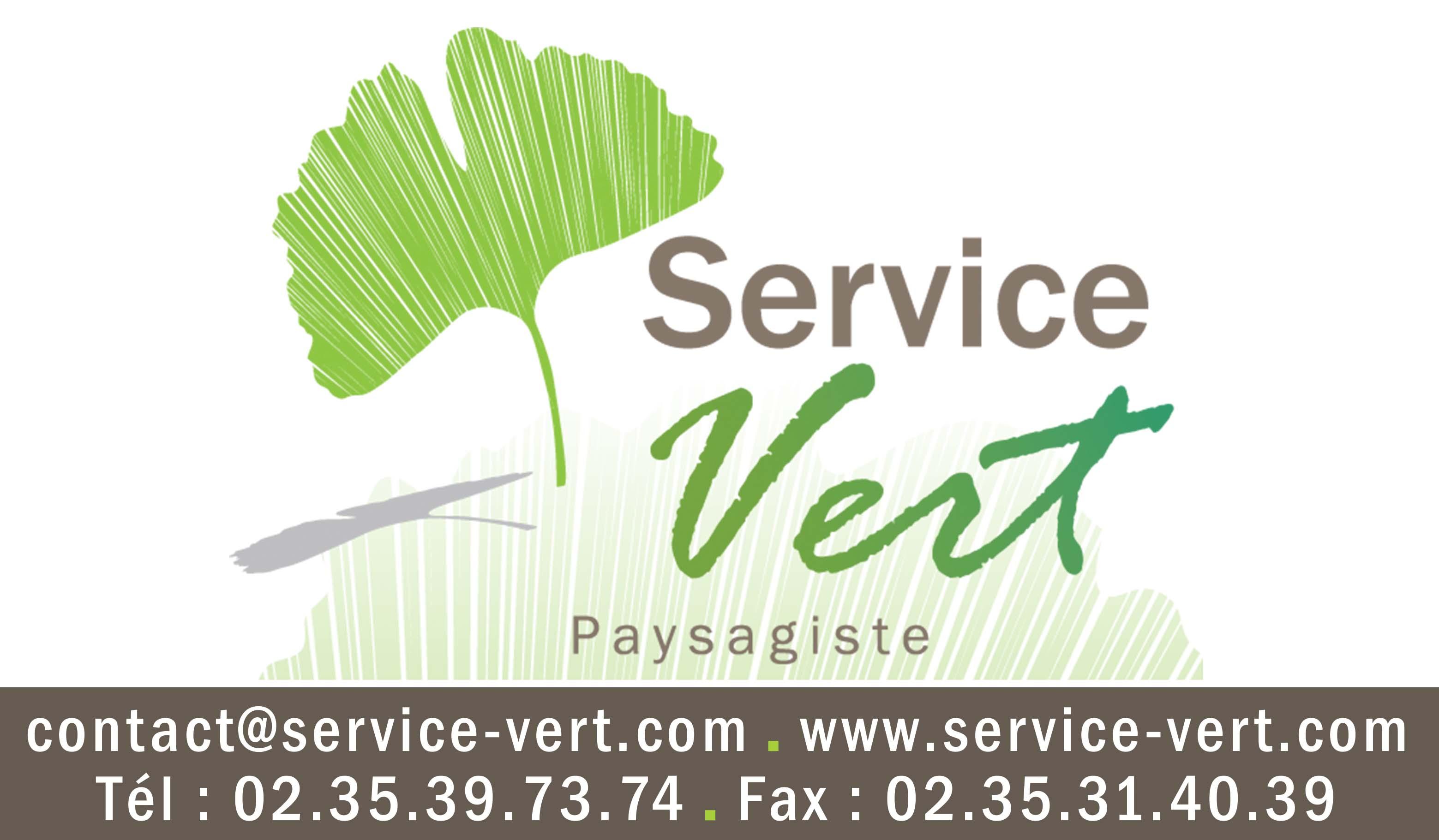 service vert paysagistes